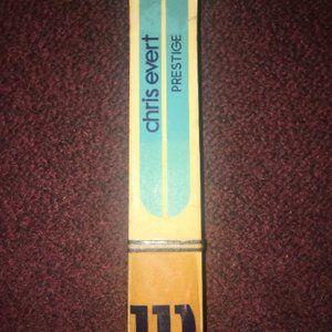 Vtg Chris Evert Prestige Wilson Wood Tennis racket